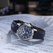 At the Vacheron Constantin Complete Calendar Fiftysix Blue Dial launch party