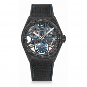 Introducing the Zenith Defy El Primero Fusee Tourbillon