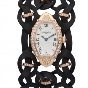 "Gilles Robert revives an historic brand with the Robert & Fils 1630 ""La Dentelle"" ladies timepiece"