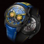 Introducing the Christophe Claret Loma