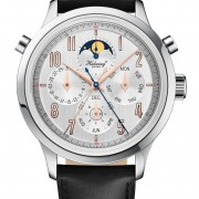 Introducing the Habring² Perpetual Doppel Chronograph