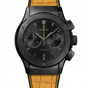 Introducing the Hublot Classic Fusion Choronograph Veuve Clicquout Polo Classic 2019