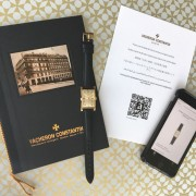 Vacheron Constantin adopts blockchain tech for tracking, authentication & digital certification