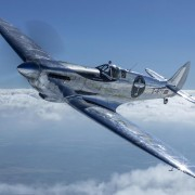 IWC & and Boultbee Flight Academy complete Silver Spitfire restoration