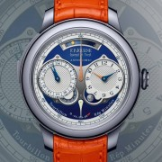 ONLY WATCH 2019 – F.P.Journe Astronomic Blue
