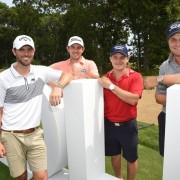 Audemars Piguet Hosts Annual Golf Trophy with Dream Team at Sebonack Golf Club