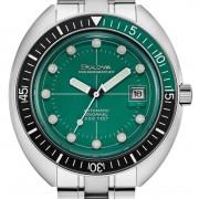 Introducing the Bulova Oceanographer Diver Green, Ref. 96B322