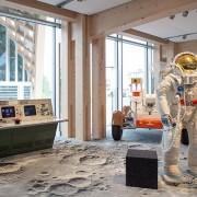 Cité du Temps Museum in Biel unites the OMEGA Museum and Planet Swatch