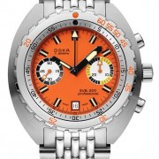 Introducing the DOXA SUB 200 T.GRAPH Chrono Steel