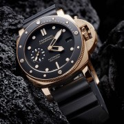 Introducing the Officine Panerai Submersible Goldtech 42 PAM974