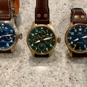 My IWC fleet with LOTS of photos – a SOTC by Funktion