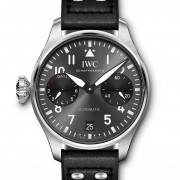 "Introducing the IWC Big Pilot ""Right-Hander"""