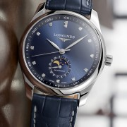 Introducing the Longines Master Collection Moonphase