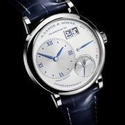 "Introducing the A. Lange & Sohne Little Lange 1 Moonphase ""25th Anniversary"""
