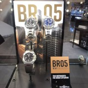 Just saw the Bell & Ross BR05 collection in the flesh