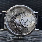 Close encounter with two Breguet Tradition timepieces