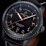 Introducing the Breitling Aviator 8 Etihad Limited Edition
