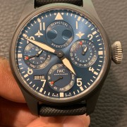 Another addition to the fleet – IWC Big Pilot Perpetual Calendar Rodeo Drive