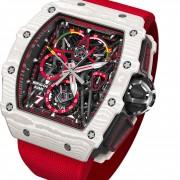 Introducing the Richard Mille RM 50-04 Kimi Raikkonen