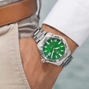 Introducing the TAG Heuer Aquaracer Green