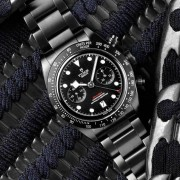 Introducing the Tudor Black Bay Chrono Dark
