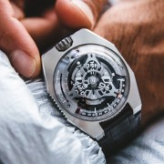 Introducing the URWERK UR-100 SpaceTime