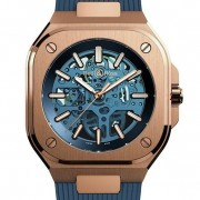 ONLY WATCH 2019 – Bell & Ross BR05 Skeleton Gold Blue