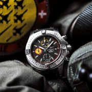 Introducing the Breitling Avenger Swiss Air Force Team Chrono 45