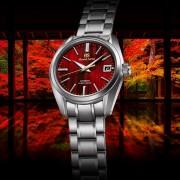 Grand Seiko SBGH269 celebrates the colours of Autumn