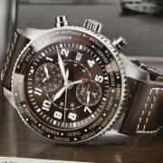 """Introducing the IWC Pilot Timezoner Chronograph """"80 Years Flight to New York"""", Ref. IW395003"""