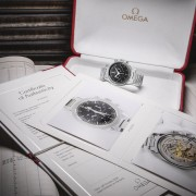 Omega supports the vintage market with a new $800 Certificate of Authenticity COA