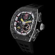 Introducing the Richard Mille RM 6201 Tourbillon Vibrating Alarm for Airbus
