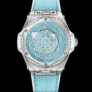 Introducing the Hublot Sang Bleu Steel Turquoise Special Edition