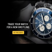 Breitling modernizes the watch industry with its trade-in program