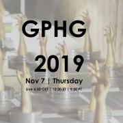 GPHG Live Stream on Thursday Nov 7 at 12:30 ET   9:30 PT
