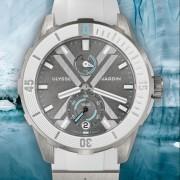 Introducing the Ulysse Nardin Diver X Antarctica