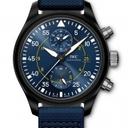 "Introducing the IWC Pilot's Watch Chronograph Edition ""Blue Angels"""