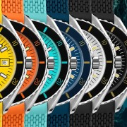 Introducing the Doxa SUB 200 Colors