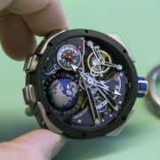 Introducing the Greubel Forsey GMT Sport