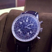 Breitling Navitimer 806 LE in Platinum arrived just in time for Christmas