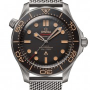 Introducing the Omega Seamaster Diver James Bond Edition