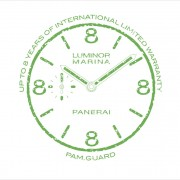 Officine Panerai Introduces Pam.Guard Care Program and 8 Year Warranty
