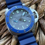 This is my latest 42mm Panerai and I'm loving it – Panerai Submersible PAM959