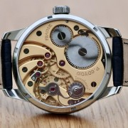 Pascal Coyon – a very rare hand made watch you probably haven't seen before