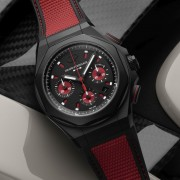 Introducing the Girard-Perregaux Laureato Absolute Passion Chronograph