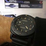 My first post here on TZ OP in 2020 – Panerai Luminor Submersible 1950 Ceramica PAM508
