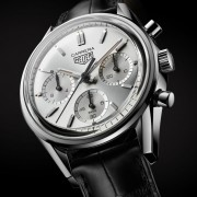 Introducing the TAG Heuer Carrera 160 Years Silver LE