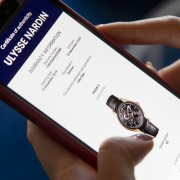 Ulysse Nardin and Blockchain – first to offer a digital & secured warranty certificate