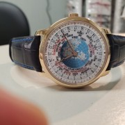 Loving this Vacheron Constantin Traditionelle World Time