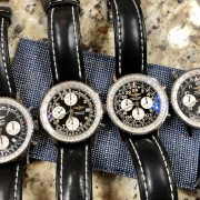 And then there was 4… picked up another Breitling Navitimer this week